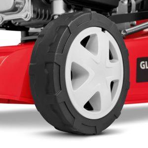 roues de 8 pouces tondeuse thermique Greencut GLM660SX