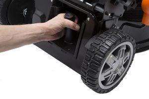 débrayage tondeuse thermique Yard Force 450E Series